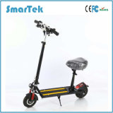 Smartek 350 Вт 8 дюйма города скутер электрический Scooters Patinete Electrico складные наушники с литиевой батареей