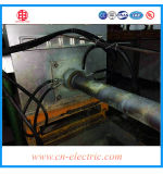 Machine de coulée horizontale continue de cuivre