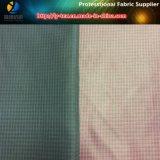 Tafetán del catión con el efecto de 2 colores para Linging