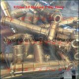 0.8L/Min exempt d'huile haute pression de l'embuage Machine (MZS-sme08)