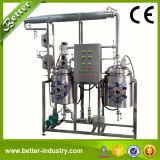Máquina química del extractor del petróleo esencial del laboratorio