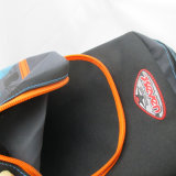 Unisex Schwarz Mixed Polyester Rucksack