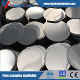 1100鍋のための3003の熱間圧延のアルミニウム円