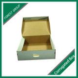 El rectángulo de encargo reciclado calza el rectángulo de empaquetado de papel