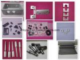 Высокая точность подвергая части механической обработке нержавеющей стали CNC алюминиевые
