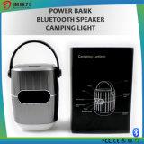Neue kampierende Energienbank mit bluetooth Lautsprecher und LED-Licht