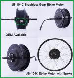 Jb-104c 36V 800W Motor van de Hub van de Fiets van E Brushless