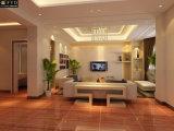 Tuile en marbre hautement brillant pour la décoration d'intérieur