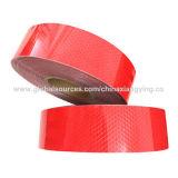 De rode Aangepaste Weerspiegelende Band van het Huisdier van de Kleur voor de Waarschuwing van de Weg