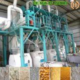 50 Ton por dia Posho fresadora de farinha de milho