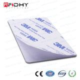 carte d'identification de PVC de blanc d'IDENTIFICATION RF de 125kHz Em4100/Tk4100