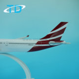 Высокое качество пластика плоскости модели A340-300 Air Mauritius. Масштаб 1: 200 32 см