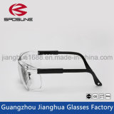 Alti occhiali di protezione all'ingrosso dell'occhio degli occhiali di protezione di resistenza all'urto con l'inserto del blocco per grafici di miopia
