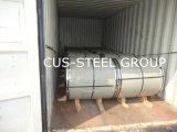 Couleur RAL5012/ de la plaque en acier revêtu de la bobine en acier galvanisé prélaqué