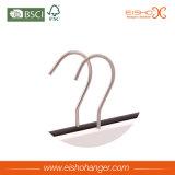 Gute Qualitätshölzerne Hose-Fußleisten-Aufhängung mit zwei Klipps (L063)