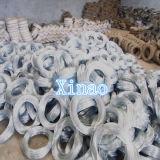 De gegalvaniseerde Draad van het Staal voor Rebar van het Bouwmateriaal de Draad 3kg-500kg/Coil van de Band