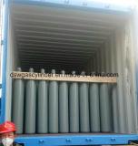 El helio de alta pureza precio de la gasolina 99,9999% en el cilindro 40L
