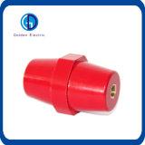 Разъем шинопровода тупика изоляторов изолированный изолятором