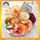 Parts végétales lyophilisées de thé de thé de fruit