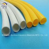 Plastikelektrisches Draht-Schutz Polyvinylkurbelgehäuse-Belüftung Tubings für Coaxia Draht-Umhüllung