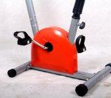 Strumentazione della costruzione di corpo, strumentazione domestica di forma fisica/bici di esercitazione
