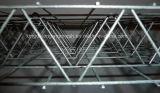 Panneaux soudés par 3D non galvanisés