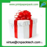 حجز عيد ميلاد المسيح هبة حمراء يعبّئ صندوق أو هبة صندوق من الورق المقوّى