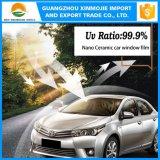 Автомобиль в окне солнечной энергии на пленку Нано Керамическое покрытие для УФ400 технологии IR100 %