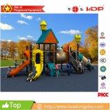 2015人の専門の子供の屋外の運動場装置HD15A-122c