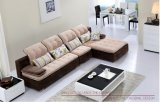 Sofà moderno di colore cachi per il vostro salone