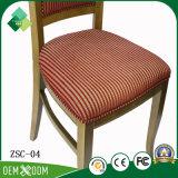 Cadeira simples da parte traseira do estilo da alta qualidade altamente para o restaurante (ZSC-04)