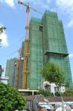 Гидровлический кран конструкции башни