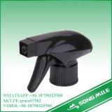 28mm PP 플라스틱 병을%s 까만 농업 안개 펌프 트리거