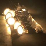 5W LEIDENE van het Plafond van de helderheid 3000-6500K Downlight