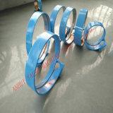Spiraalvormige Buis die Machine voor het Ronde Maken van de Buis vormen