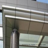 El panel compuesto de aluminio aplicado con brocha nuevo estilo (ALB-037)