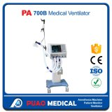 Ventilador do trole usado no hospital (PA-700b)