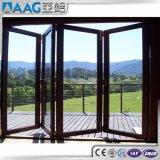 Moderner Entwurfs-Aluminiumbi-Falte - Tür