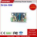 LED表示スクリーンのための5V 2A 10Wの切換えの電源