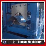 Metalldachridge-Schutzkappen-Fliese walzen die Formung von Maschine 312 kalt