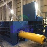 폐기물 금속을%s 수평한 짐짝으로 만들 압박 기계