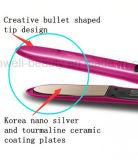 Волосы цифров вводя утюг в моду волос Mch инструментов плоский