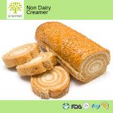満ちるビスケットが付いている非酪農場のチーズ脂肪質の粉