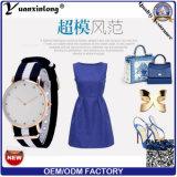 Vigilanze promozionali delle nuove di disegno Yxl-230 del diamante dalle signore del vestito della vigilanza di moda del Giappone Movt di sport dell'orologio donne casuali degli uomini