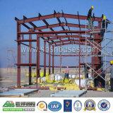 Berufsentwurfs-vorfabriziertstahlkonstruktion-Werkstatt mit Qualität