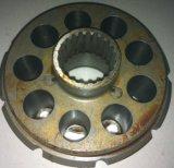 Pièce de rechange de pompe à moteur de course d'excavatrice de la chenille CAT312