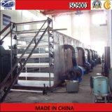 Secador de farinha de coco, equipamento de secagem