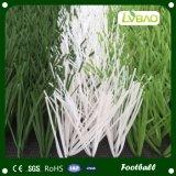 Relva artificial natural do gramado Relvado sintético do futebol durável