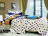 新しく優雅な寝具の一定の対のサイズ4PC Microfiberの極度の柔らかい生命