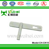 Ручка замка двери заливки формы алюминиевого сплава (CH-CK15)